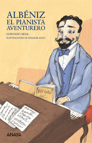 albeniz pianista aventurero